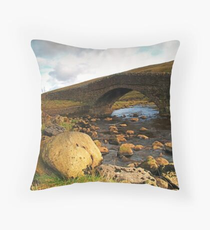 Coverdale Bridge Throw Pillow