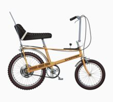 Raleigh Chopper 1970 by Tony  Newland