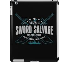 Strife's Sword Salvage iPad Case/Skin