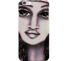 the seductress iPhone Case/Skin