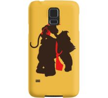 DK and Diddy (large print) Samsung Galaxy Case/Skin