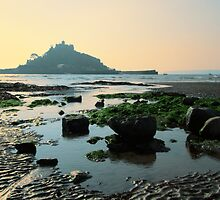 St Michael's Mount, Cornwall by Mark Wilson