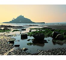 St Michael's Mount, Cornwall Photographic Print