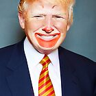 McDonald Trump by Vin  Zzep