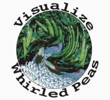 Visualize Whirled Peas by NiftyGaloot