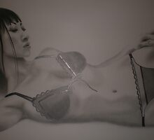 Bai Ling totally gorgeous by Grayer