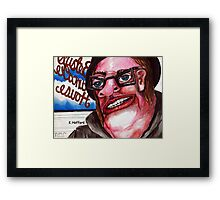 Sherrif of New Orleans Framed Print