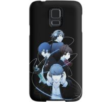 Persona 4 - Yu, Yosuke, Rise & Naoto Samsung Galaxy Case/Skin