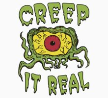 Creep It Real Kids Clothes