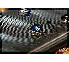 Blue Shining Through Photographic Print