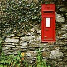 Victorian Postbox by Mark Wilson