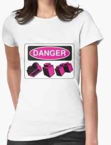 Danger Bricks Sign T-Shirt