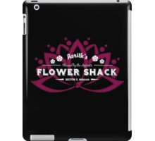 Aerith's Flower Shack iPad Case/Skin