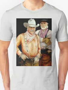 """Gus And Woodrow"" Unisex T-Shirt"