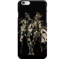 Metal Gear Solid - Solid & Liquid iPhone Case/Skin