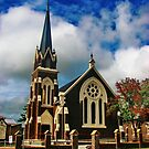 St Paul's Presbyterian Church by Alexey Dubrovin