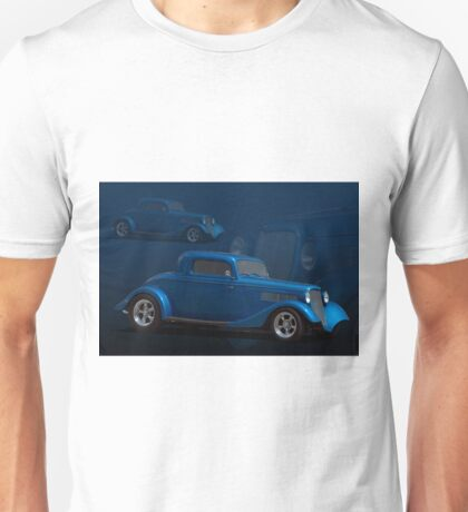 1934 Ford Coupe Hot Rod Unisex T-Shirt