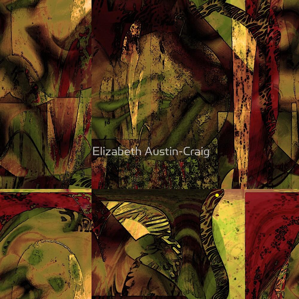Snake - Temptation by Rois Bheinn Art and Design