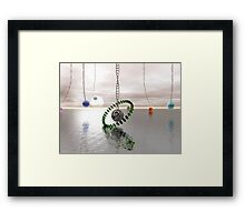 Enter Sandman Framed Print