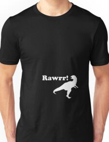 rawrr - black T-Shirt