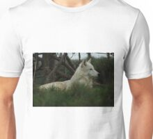 The thinking Wolf Unisex T-Shirt