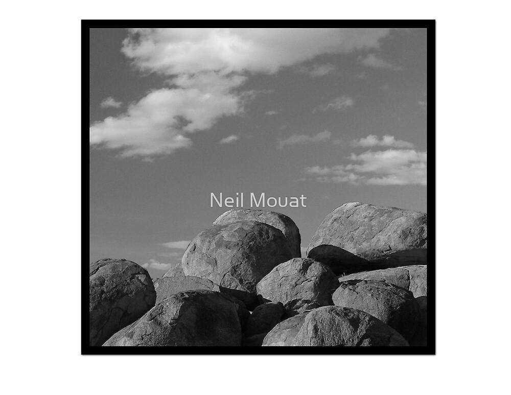 DEVELS MARBELS (B) by Neil Mouat