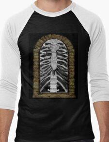 Look inside me. Men's Baseball ¾ T-Shirt