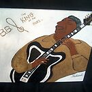 B. B. King by Hadassah