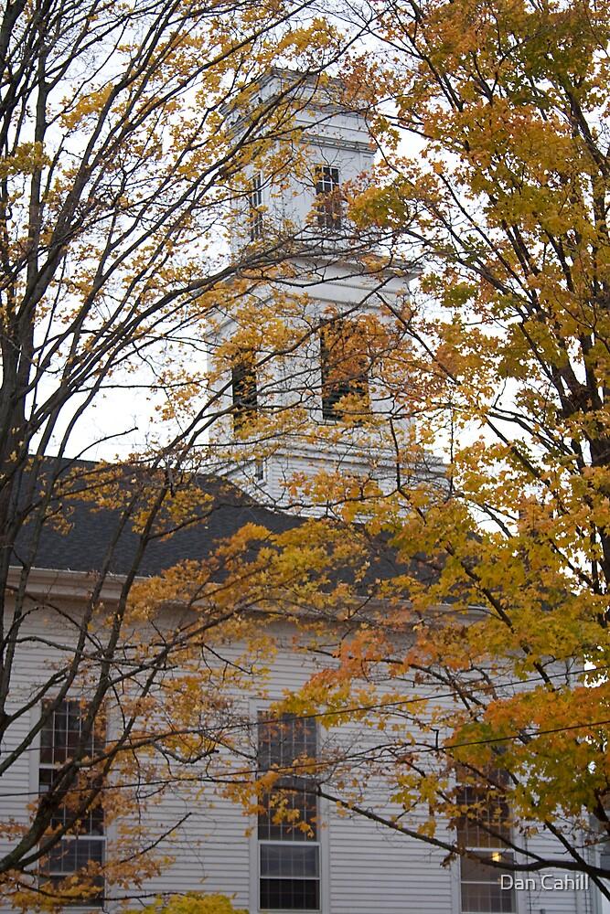 Church Through The Fall by Dan Cahill