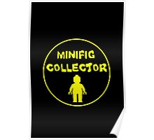MINIFIG COLLECTOR Poster