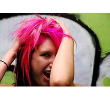 Michelle 2 Photographic Print