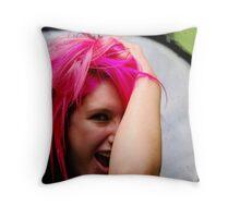Michelle 2 Throw Pillow