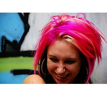 Michelle 3 Photographic Print