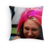 Michelle 3 Throw Pillow