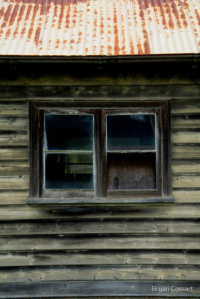 Berrima Window by Bryan Cossart