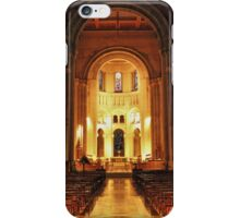 St Anne's Cathedral Belfast iPhone Case/Skin