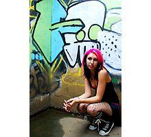 Michelle 7 Photographic Print