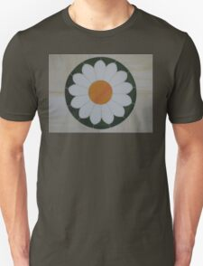"""BD""Stained Glass Mosaic Design Unisex T-Shirt"