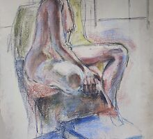 life drawing by more  ed