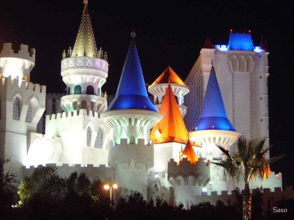 Viva Las Vegas by Saso
