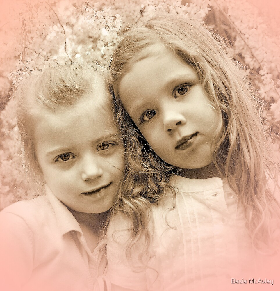 Best friends forever.. by Basia McAuley
