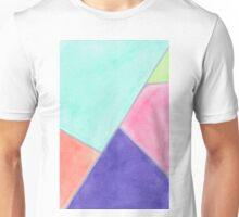 Pastel palette Unisex T-Shirt