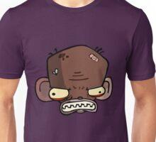 Scary Monkey Unisex T-Shirt
