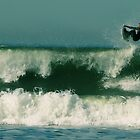#245 San Francisco Surfer by MyInnereyeMike