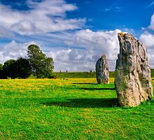 Avebury Days - Standing Stones of Britain by Mark Tisdale