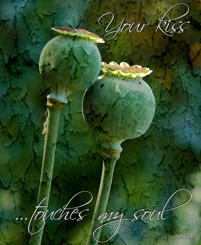 Your kiss by Rosalie Dale