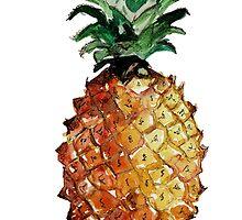 Pineapple by bridgetdav
