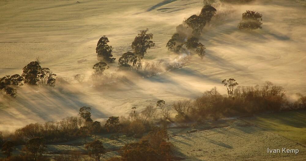 Kiewa Valley Dawn  by Ivan Kemp