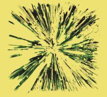 Explosion Green by Gavin King