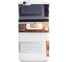 iMac alignment iPhone Case/Skin